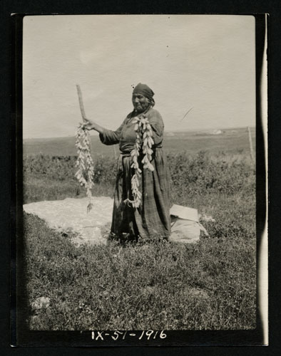 Timpsila woman