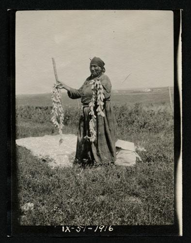 Timpsila woman